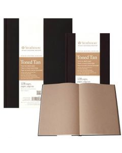Strathmore toned tan softcover art journal 14 x 20,3