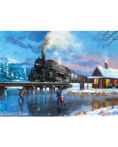 R&L painting by numbers - PAL25 3T Winter magic