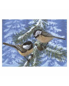 R&L painting by numbers - PAL33 3T Pine birds