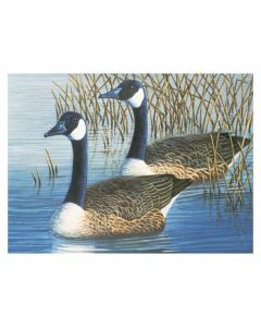 R&L painting by numbers - PAL35 Geese