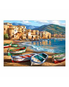 R&L painting by numbers - PAL46 Spiaggia Della Citta