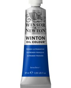 Winton olieverf 37ml 263 ultramarijn