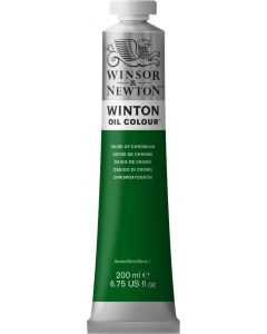 Winton olieverf 200ml 459 chroomoxydegroen