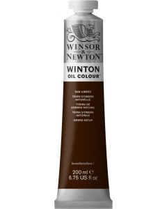 Winton olieverf 200ml 554 omber naturel