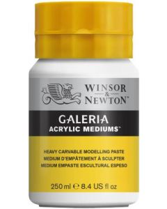Galeria heavy carveble modeling paste 250ml