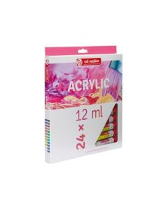ArtCreation acrylverf set 24 x 12ml