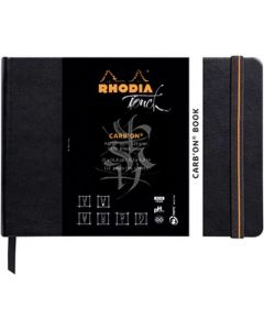 Rhodia Touch Carb'on 21x14.8