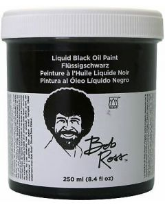 Bob Ross - liquid black 250ml