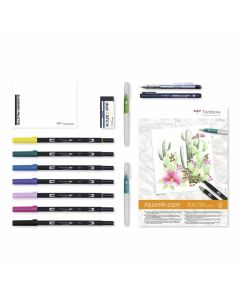 Tombow Have fun @ home - Watercolouring