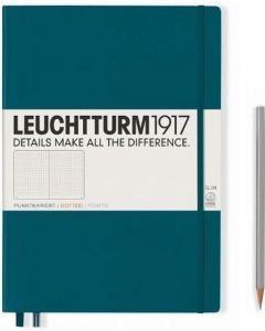Leuchtturm1917 soft cover B5 dotted pacific