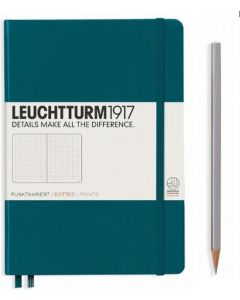 Leuchtturm1917 soft cover B6+ dotted pacific