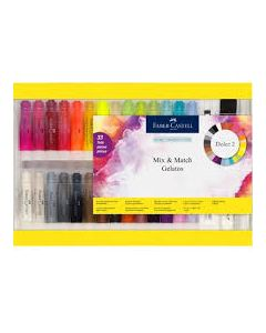 Faber Castell Gelatos Mix & Match Dolce 2