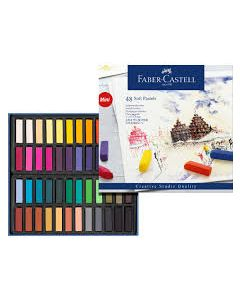 Faber-Castell softpastel set 48 mini