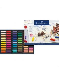 Faber-Castell softpastel set 72 mini