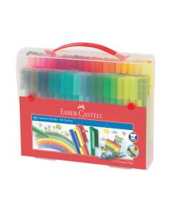 Faber Castell Colouring for Relaxation 80 connector stiften
