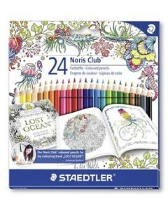 Staedtler noris club kleurpotloden set 24