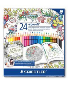 Staedtler ergo soft set 24