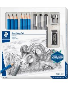 Staedtler Design journey - set schetsen