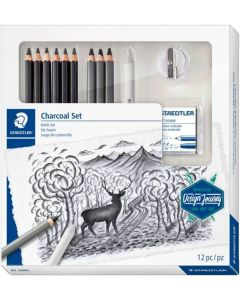 Staedtler Design journey - set houtskool