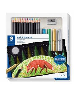 Staedtler Design journey - set black & white
