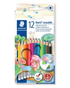Staedtler noris erasable set 12