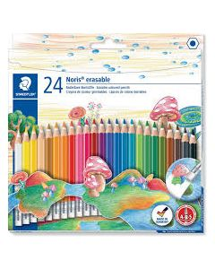 Staedtler noris erasable set 24