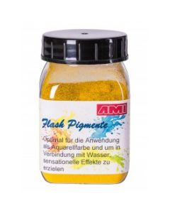 AMI flash pigment - 200 geel