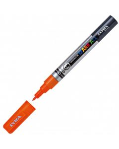 Lyra acrylmarker Graduate Mark All,  0.7mm 013 Orange