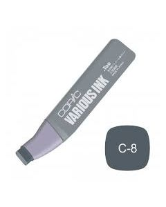 Copic various ink C8 Cool grey No. 8