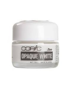 Copic opaque white 30ml