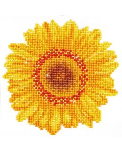 Diamond Dotz - DD3.004 happy day sunflower