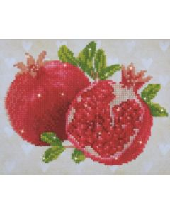 Diamond Dotz - DD3.002 good fortune pomegranates 25x20