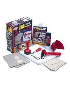 Essdee lino curtting & printing kit