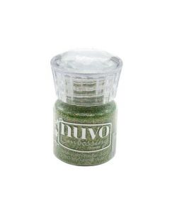 Nuvo embossing powder - magical woodland