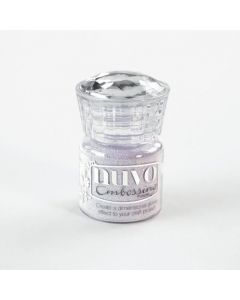 Nuvo embossing powder - soft lilac