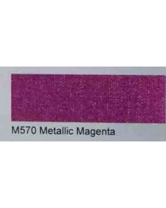 Ara  acryl 250ml M570 magenta metallic