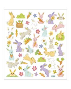 CCHobby stickers - easter bunny