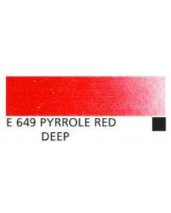Old Holland new masters acrylverf 60ml E649 pyrrole rood donker