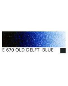 Old Holland new masters acrylverf 60ml E670 oudt delfts blauw