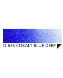 Old Holland new masters acrylverf 60ml D676 cobalt blauw donker