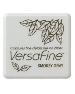Versafine inktkussen imperial smokey gray