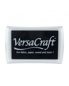 Versacraft inkpad - 182 real black groot