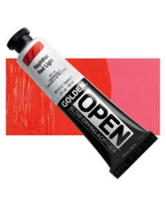 Golden open acryl 60ml - 7210 napthol red light
