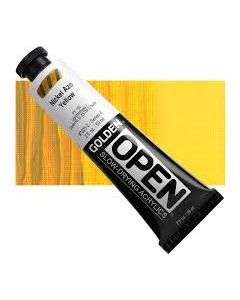 Golden open acryl 60ml - 7225 nickel azo yellow