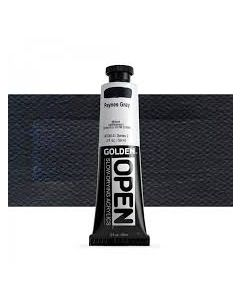 Golden open acryl 60ml - 7240 payne's gray
