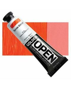 Golden open acryl 60ml - 7276 pyrrole orange