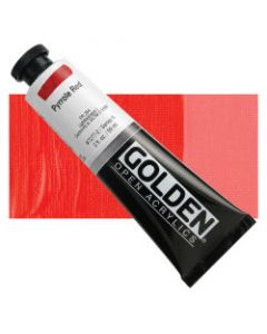 Golden open acryl 60ml - 7277 pyrrole red