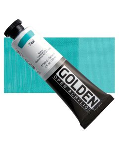 Golden open acryl 60ml - 7369 teal