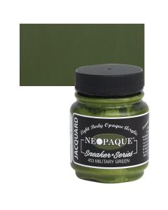 Jacquard neopaque 70ml - 453 military green