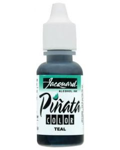 Jacquard Pinata alcohol inkt 15ml - teal
